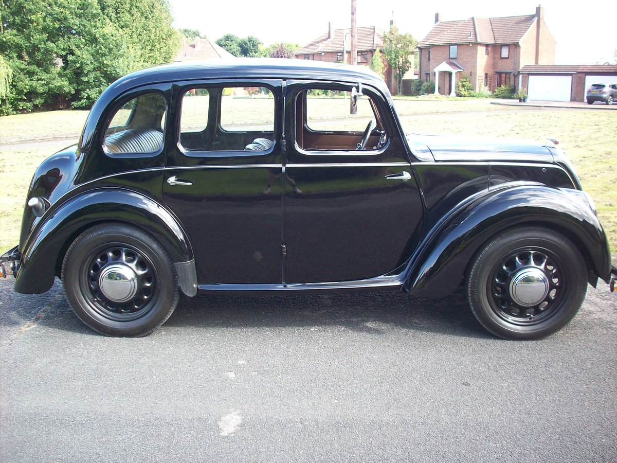 1948 Morris 8.  Beautiful  For Sale (picture 3 of 6)