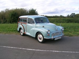 1970 Morris Minor Traveller Historic Vehicle For Sale