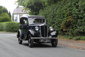 1937 Morris 8 Series I Saloon