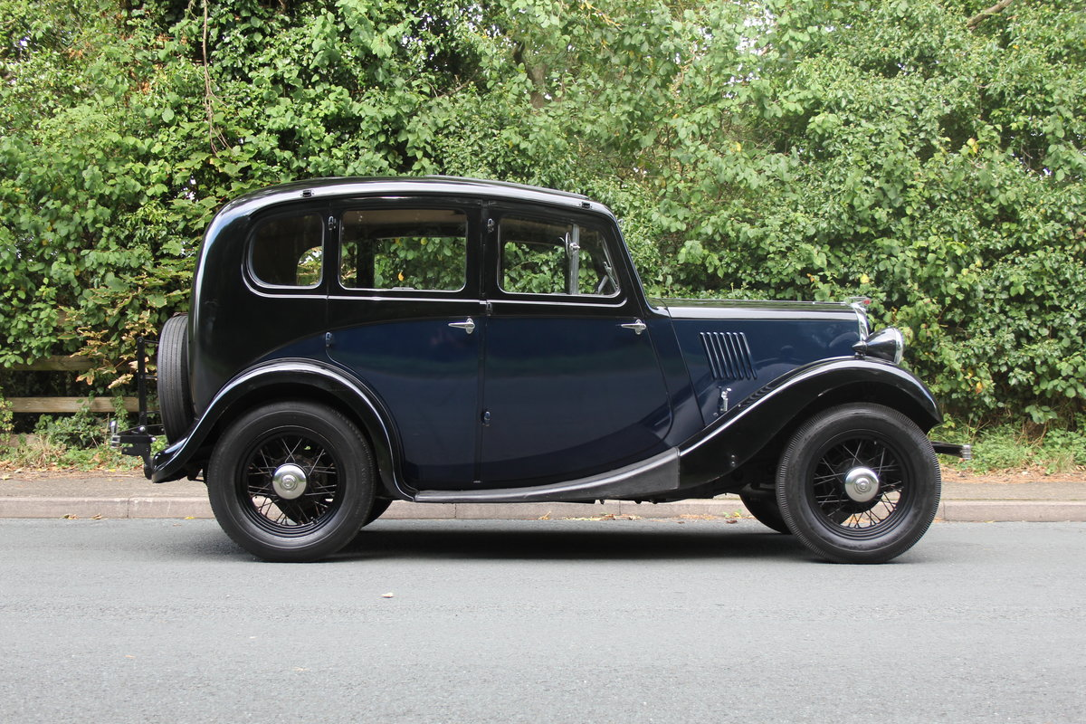 1937 Morris 8 Series I Saloon SOLD (picture 7 of 19)
