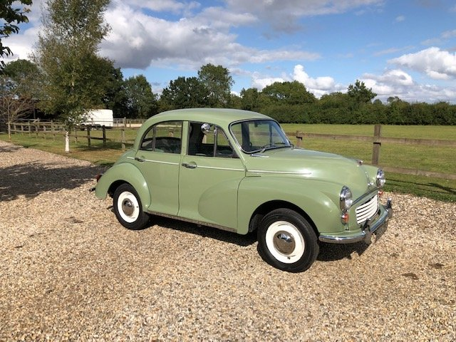1958 Morris 1000 Minor Classic Car SOLD (picture 1 of 6)