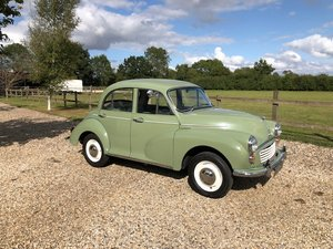 Picture of 1958 Morris 1000 Minor Classic Car SOLD