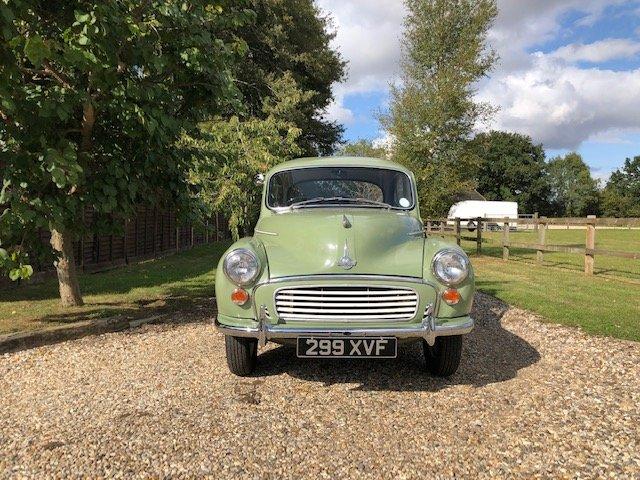 1958 Morris 1000 Minor Classic Car SOLD (picture 2 of 6)
