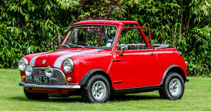 1972 MORRIS MINI 'SHORTY' For Sale by Auction