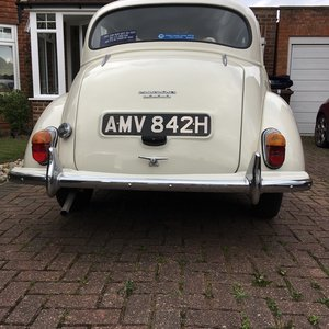 1969 Morris Minor Excellent For Sale