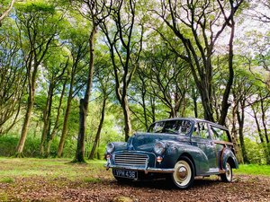 Pristine 1961 Morris Traveller For Sale