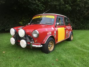 Morris mini hill climb car Classic  For Sale