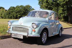 Morris Minor 1000 1964 - To be auctioned 25-10-19 For Sale by Auction