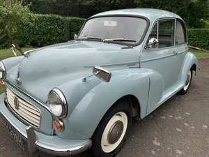 1969 Morris Minor 1000 original condition
