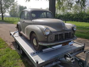 1951 Morris Minor MM Barnfind