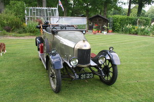 "1925 Bullnose Morris Cowley ""Chummy"" 2 + 2 seater For Sale"