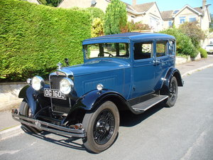 1930 Morris Isis Six For Sale