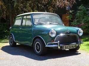 1966 Morris Mini Cooper S Evocation For Sale by Auction