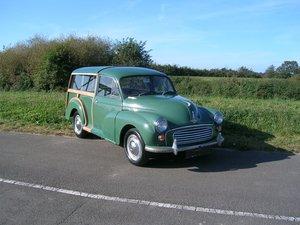 1969 Morris Minor 1000 Traveller  For Sale