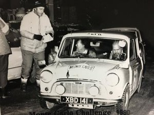 1960 Morris Mini Cooper S Evocation