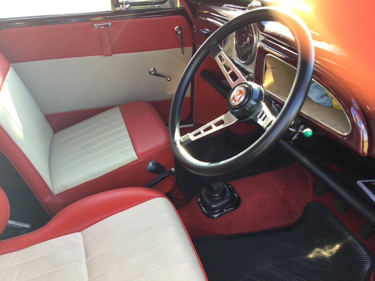 1968 MORRIS MINOR TRAVELLER For Sale (picture 3 of 6)