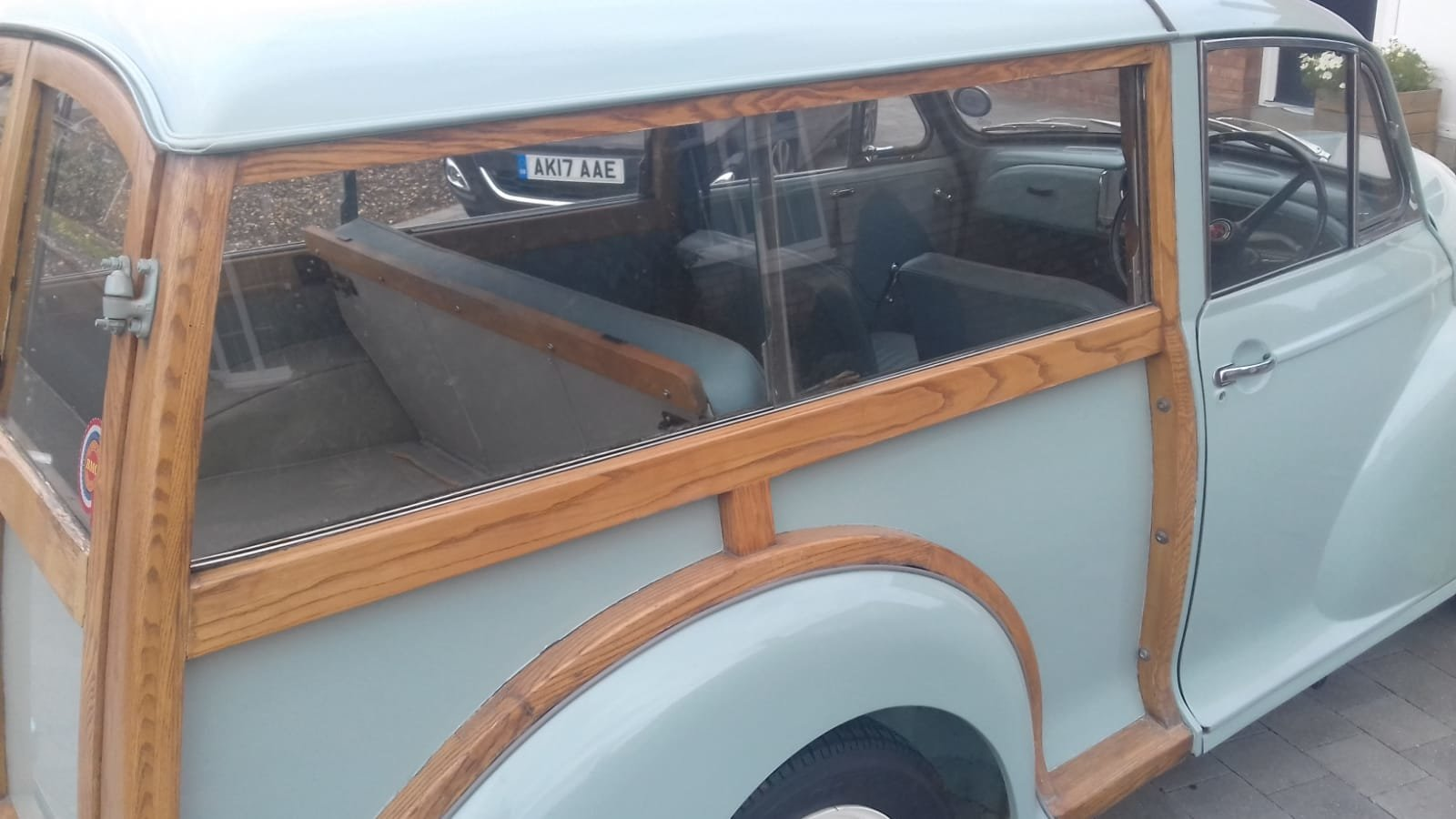 Morris Minor 1000 Traveller Fully restored  SOLD (picture 6 of 6)