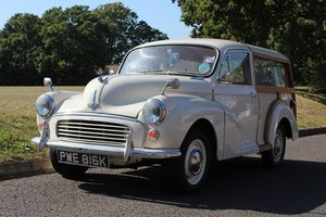 Morris Minor Traveller 1971 - To be auctioned 25-10-19 For Sale by Auction
