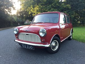 1960 MORRIS MINI 850 For Sale