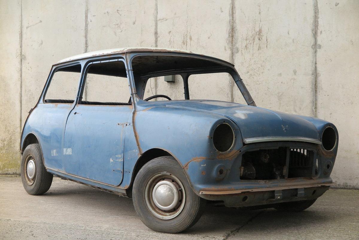 1969 MORRIS MINI COOPER S MK2 - 1275cc - BARN FIND For Sale (picture 1 of 6)