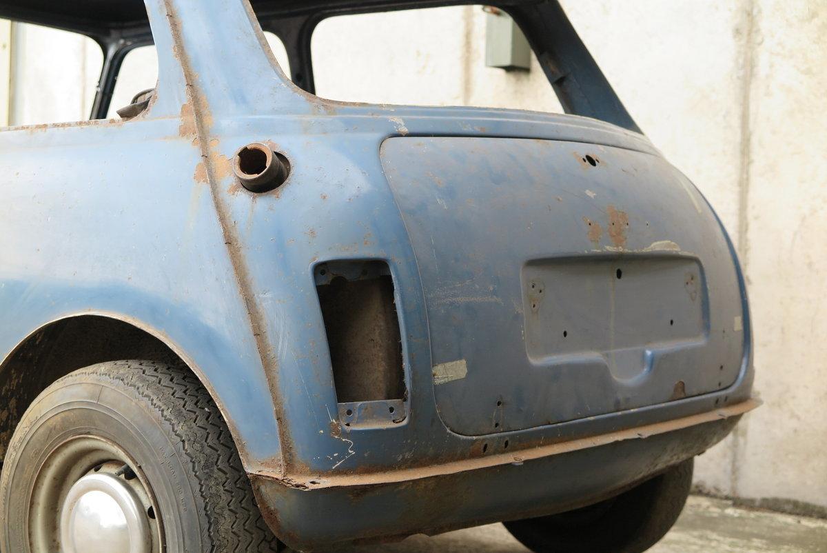 1969 MORRIS MINI COOPER S MK2 - 1275cc - BARN FIND For Sale (picture 3 of 6)