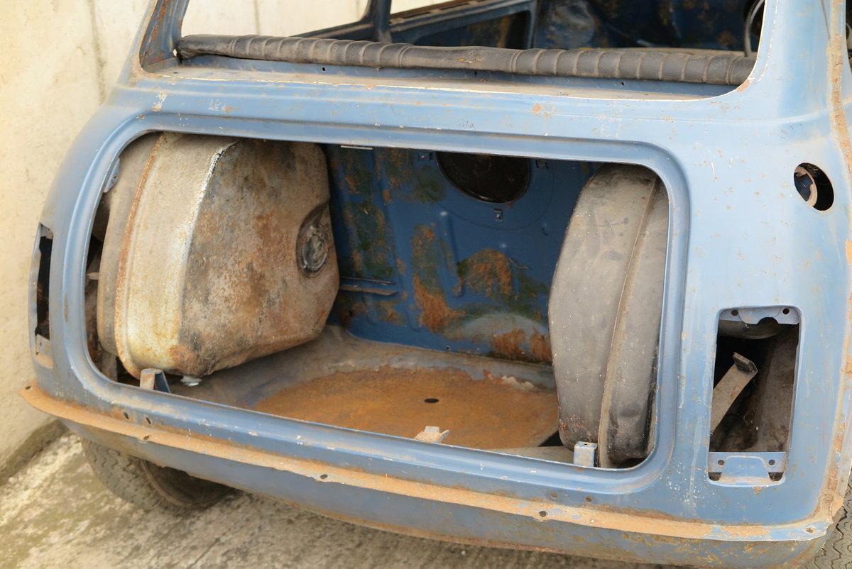 1969 MORRIS MINI COOPER S MK2 - 1275cc - BARN FIND For Sale (picture 5 of 6)