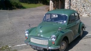 1968 MORRIS 1000 For Sale