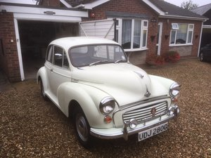1968 Morris Minor 2 door saloon For Sale