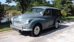 1959 MORRIS MINOR TRAVELLER ~ EARLY 'SEMAPHORE' MODEL!!!!
