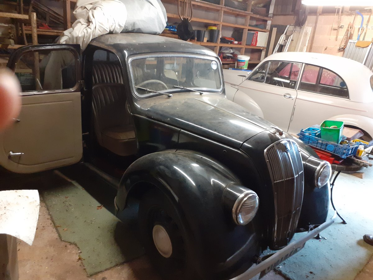 1948 Morris 8E series For Sale (picture 1 of 5)