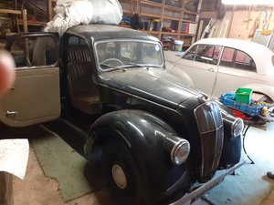 1948 Morris 8E series For Sale