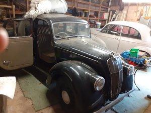 1948 Morris 8E series
