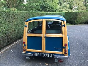 1970 Morris Minor 1000 For Sale