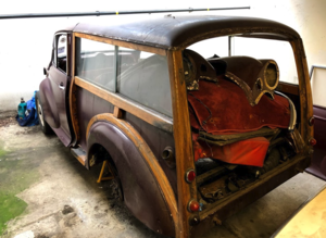 SOLD - Morris Minor Traveller project or parts For Sale