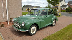 Morris Minor 1000 (1962) For Sale