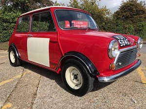 1968 Morris Mini Cooper MK2. 1293cc. Awesome example For Sale