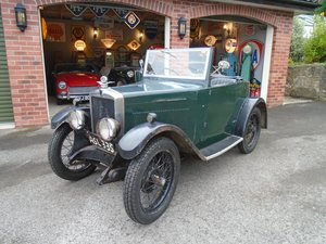 Lovely little 1932 Morris Minor Special  For Sale