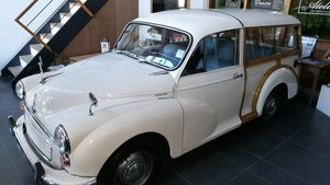Morris Minor 1000 Traveller 1968 SOLD by Auction
