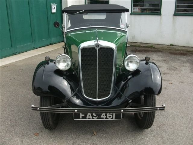 1937 Morris 8 Series 1 4 seat tourer SOLD (picture 3 of 6)