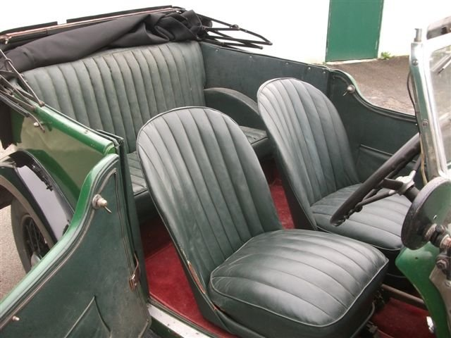 1937 Morris 8 Series 1 4 seat tourer SOLD (picture 4 of 6)