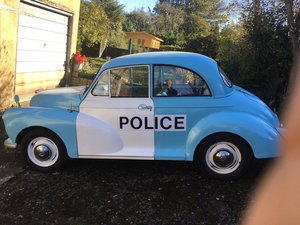 "Morris Minor ""Panda Car"" (not original) For Sale"