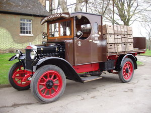 1926 Morris Commercial Z-type 1 tonne flatbed For Sale
