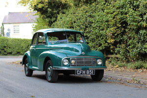 1949 Morris Minor Lowlight Saloon - Very original time warp