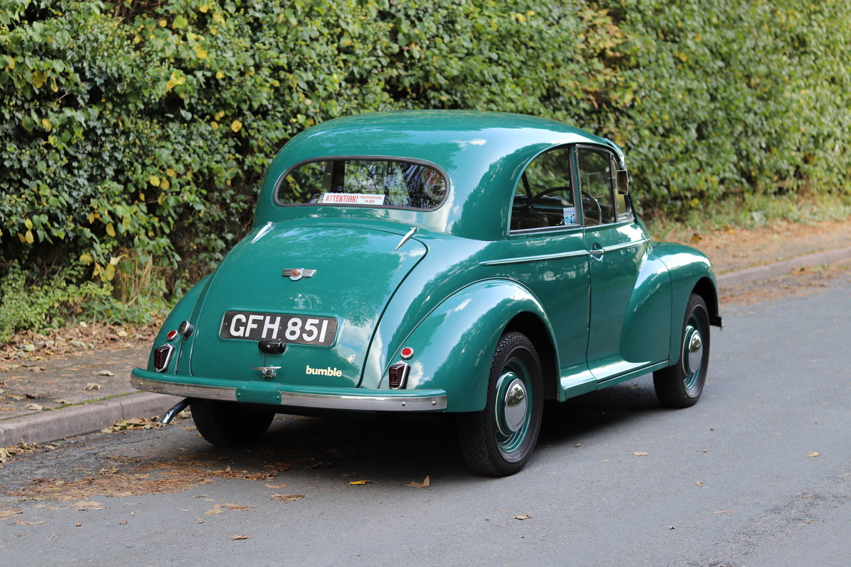 1949 Morris Minor Lowlight Saloon - Very original time warp For Sale (picture 6 of 20)