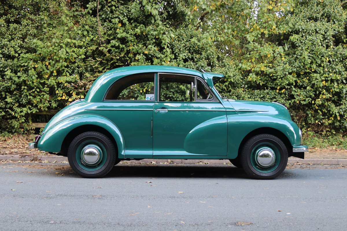 1949 Morris Minor Lowlight Saloon - Very original time warp For Sale (picture 7 of 20)