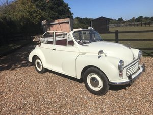 1960 Morris Minor Convertible For Sale