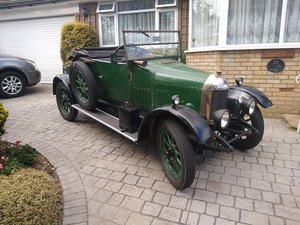 1926 Morris Bullnose Cowley 2 seater with Dickey for auction