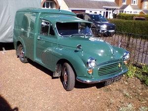 1972 Minor van For Sale