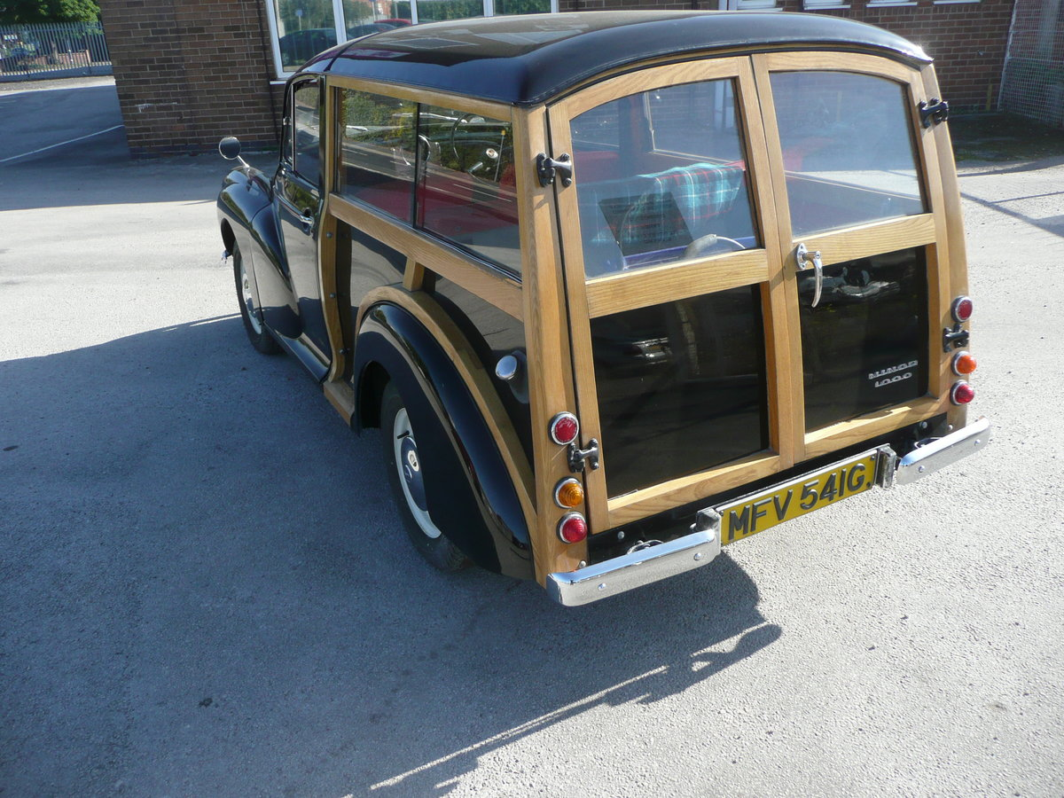 1968 Morris Minor Traveller 1000 For Sale (picture 1 of 6)