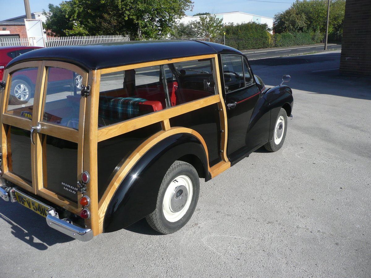 1968 Morris Minor Traveller 1000 For Sale (picture 2 of 6)